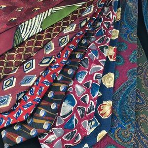 Other - Robert Talbott Mens tie collection lot of 10 silk